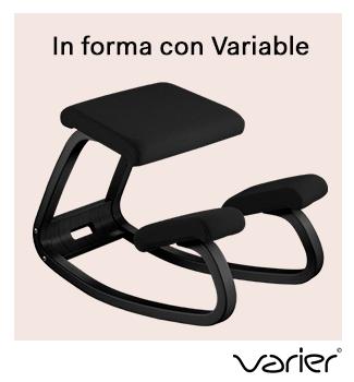 in forma con variable