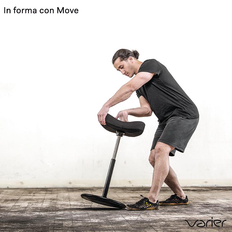 in forma con move mani