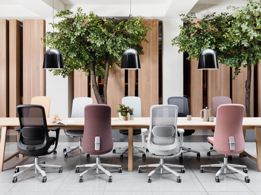 Sedie Per Ufficio Hag : Hag spazioergonomia
